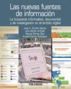 Las nuevas fuentes de información (ebook)