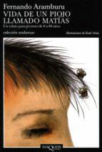 Vida de un piojo llamado Matías (ebook)