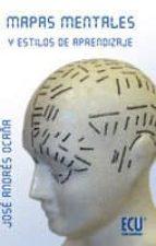 Mapas mentales y estilos de aprendizaje. ( Estrategias de aprendizaje) (ebook)