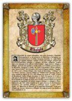 Apellido Albaigés / Origen, Historia y Heráldica de los linajes y apellidos españoles e hispanoamericanos
