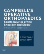 Campbell's Operative Orthopaedics: Sports Injuries of the Shoulder and Elbow (ebook)