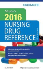 Mosby's 2016 Nursing Drug Reference (ebook)