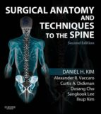 Surgical Anatomy and Techniques to the Spine (ebook)