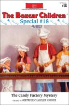 The Candy Factory Mystery (ebook)