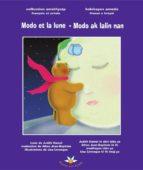 Modo et la lune Modo ak lalin nan (ebook)