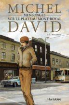 Mensonges sur le Plateau Mont-Royal T2 (ebook)