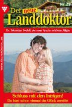 Der neue Landdoktor 29 - Arztroman (ebook)