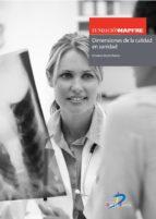 Dimensiones de la calidad en sanidad (ebook)