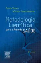 Metodologia Científica para a Área da Saúde (ebook)