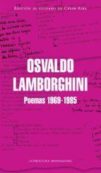 Poemas 1969-1985 (ebook)