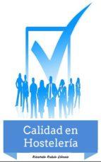 CALIDAD EN HOSTELERÍA (ebook)
