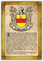 Apellido Lafuente / Origen, Historia y Heráldica de los linajes y apellidos españoles e hispanoamericanos