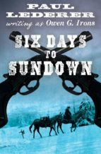 Six Days to Sundown (ebook)