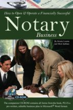How to Open & Operate a Financially Successful Notary Business (ebook)