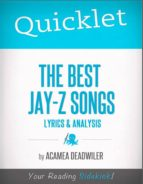 Quicklet on The Best Jay-Z Songs: Lyrics and Analysis (ebook)