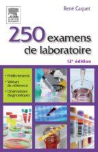 250 examens de laboratoire (ebook)