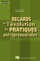 Regards sur l'évolution des pratiques entrepreneuriales (ebook)