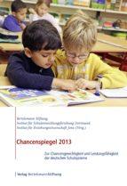 Chancenspiegel 2013 (ebook)