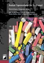 Avaluar l'aprenentatge (de 3 a 7 anys) (ebook)