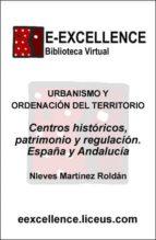 Centros históricos, patrimonio y regulación (ebook)