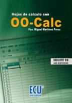 Hojas de cálculo con OO-Calc (ebook)