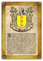 Apellido Bécares / Origen, Historia y Heráldica de los linajes y apellidos españoles e hispanoamericanos