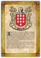 Apellido Nadales / Origen, Historia y Heráldica de los linajes y apellidos españoles e hispanoamericanos