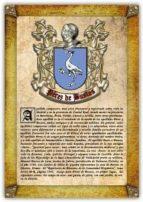 Apellido Pérez de Bustos / Origen, Historia y Heráldica de los linajes y apellidos españoles e hispanoamericanos