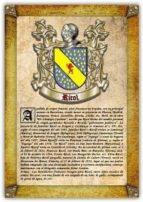 Apellido Ricol / Origen, Historia y Heráldica de los linajes y apellidos españoles e hispanoamericanos