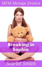 Breaking In Sophia (ebook)