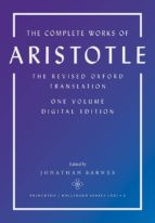 The Complete Works of Aristotle (ebook)