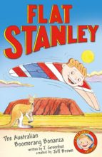Jeff Brown's Flat Stanley: The Australian Boomerang Bonanza (ebook)