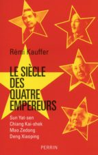 Le siècle des quatre empereurs (ebook)