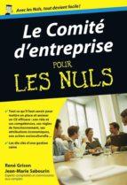 Le Comité d'entreprise Pour les Nuls (ebook)