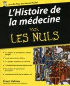 L'Histoire de la médecine Pour les Nuls (ebook)