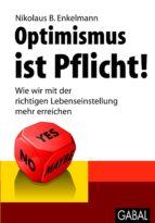 Optimismus ist Pflicht! (ebook)
