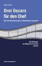 Drei Oscars für den Chef (ebook)