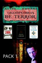 Pack Clive Barker Terror I (ebook)