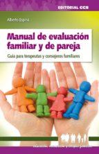 Manual de evaluación familiar y de pareja (ebook)
