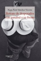 Retrato de desposados con panamá a su frente (ebook)