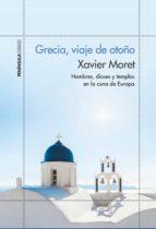 Grecia, viaje de otoño (ebook)