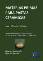Materias primas para pastas cerámicas (ebook)