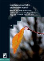 Investigación cualitativa en educación musical (ebook)