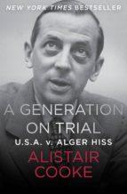 A Generation on Trial (ebook)