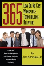 365 Low or No Cost Workplace Teambuilding Activities (ebook)