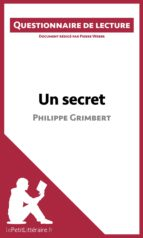 Un secret de Philippe Grimbert (ebook)