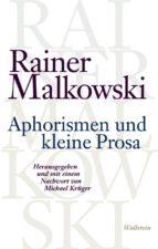 Aphorismen und kleine Prosa (ebook)
