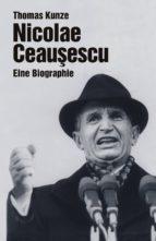 Nicolae Ceausescu (ebook)