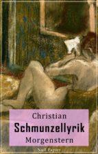 Schmunzellyrik - Christian Morgenstern (ebook)
