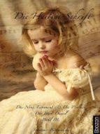 Die Heilige Schrift - Band III (ebook)